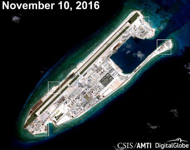 人工島永暑礁