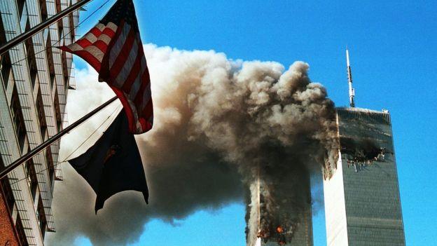 Atentados del 11 de septiembre en Nueva York
