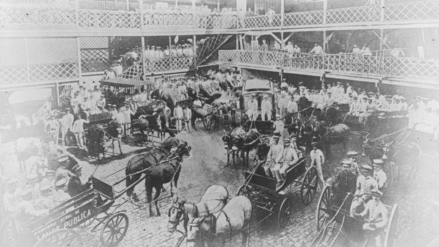 Febre Amarela (foto histórica/início século 20)