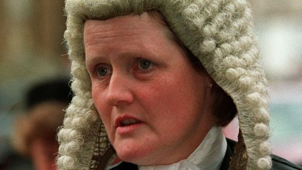 Justice Hogg, jueza que devolvió a Ellie Butler a sus padres