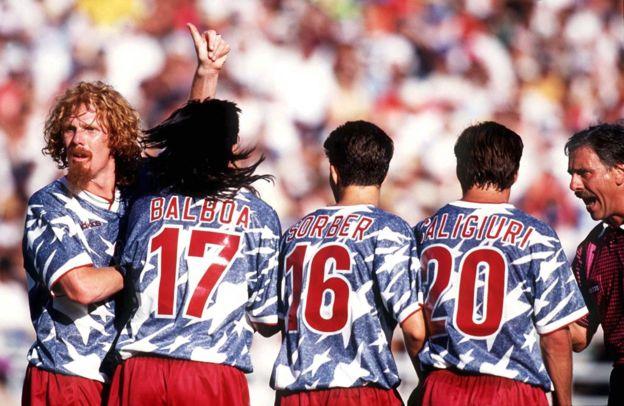Selección de Estados Unidos en 1994
