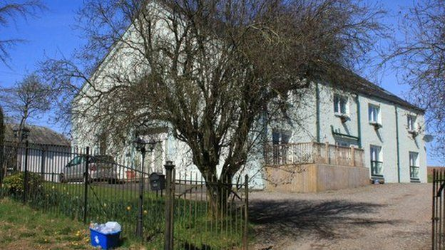 Coseyneuk House
