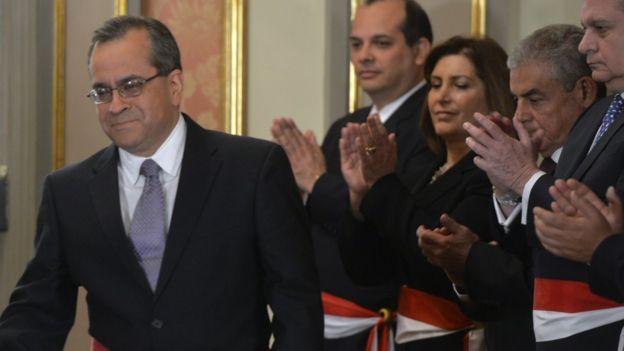Jaime Saavedra fue el único ministro ratificado en su cargo en la nueva presidencia de Pedro Pablo Kuczynski.