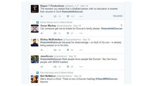 List of tweets about Duncan Storrar