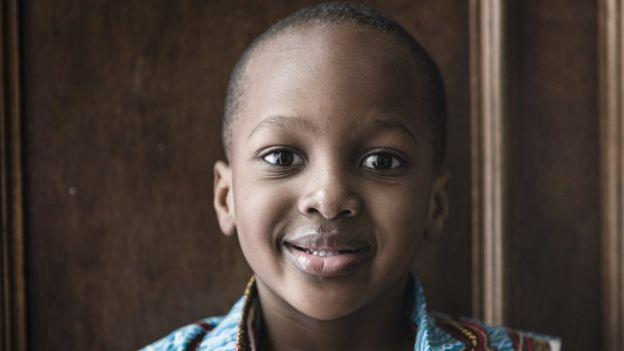 O congolês Winner