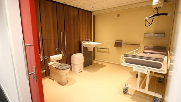 Changing Places facilities at Southampton FC