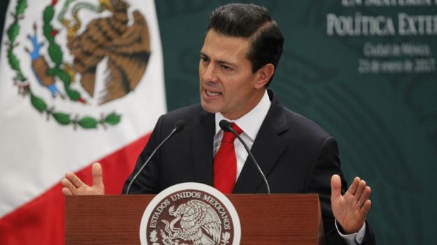 Enrique Peña Nieto.