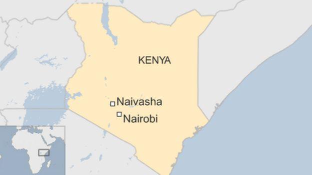 Mlipuko huo wa lori ulitokea eneo la Naivasha lililo Kaskazini magharibi mwa Nairobi