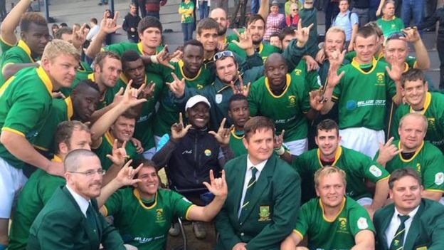 South African Deaf Rugby Union