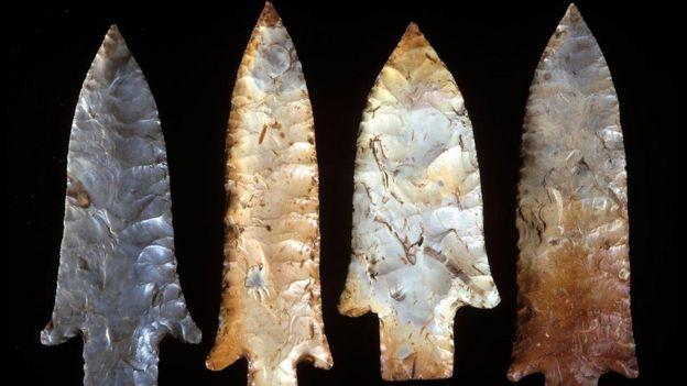 Herramientas prehistóricas