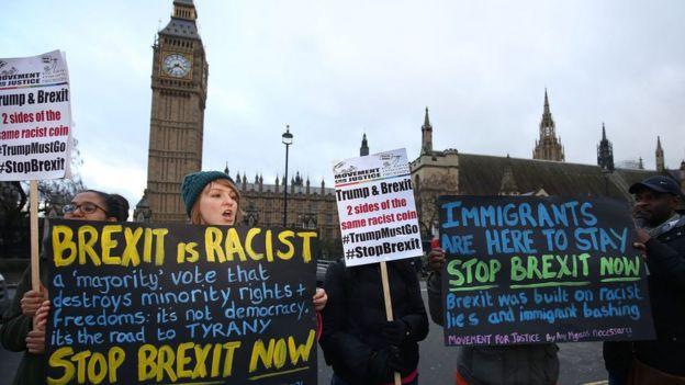 London, Inggris, parlemen, Brexit