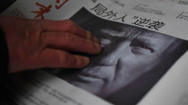 Trung Quốc quan sát chặt chẽ tiến trình ông Trump lên làm tổng thống