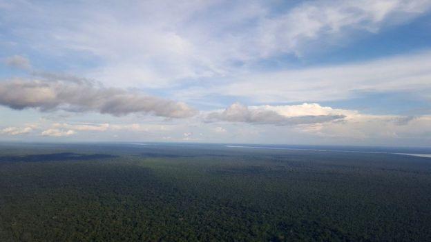 Triple frontera Brasil, Perú y Colombia