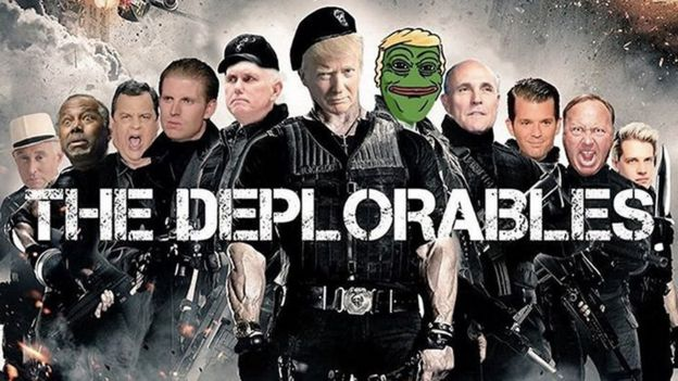 los deplorables