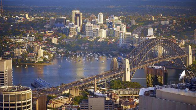 سیدنی، استرالیا