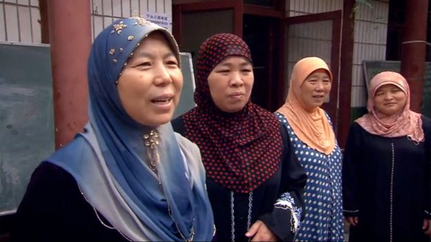 Guo Jingfang and the women of the Wangjia Alley mosque