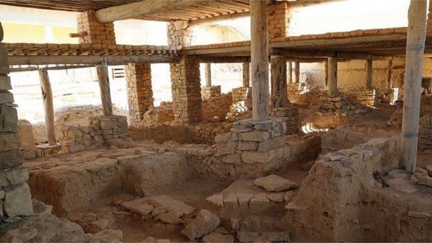 Ruins of Mar Elian Monastery (August 2015)