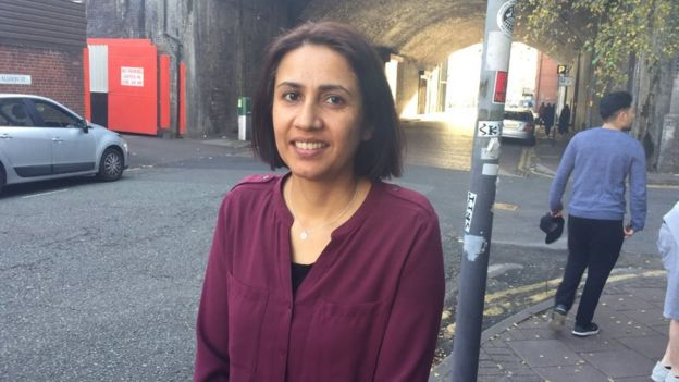 Shaista Gohir, chair of the Muslim Women's Network