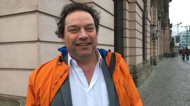 Prof Stefan Weber