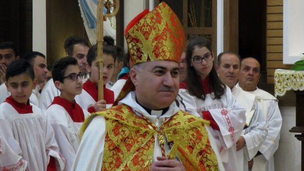 Bashar Warda, Chaldean Catholic archbishop of Erbil