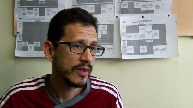 Kinh tế gia Paulo Giménez