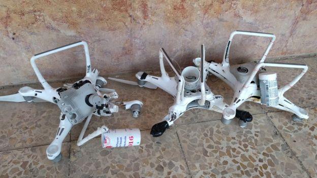 drone modifikasi