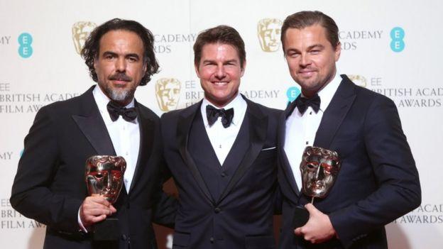 ლეონარდო დიკაპრიო BAFTA-ს გამარჯვებული გახდა