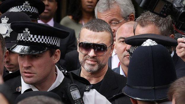 Michael fue sentenciado a prisión por ocho semanas en 2010.