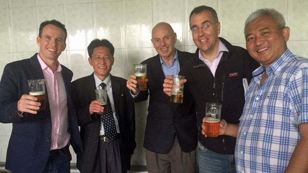 Стивен Эванс с коллегами