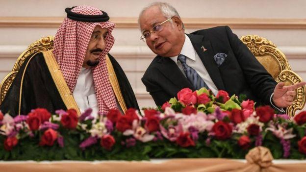 شرکت ملی نفت عربستان ۷ میلیارد دلار در مالزی سرمایهگذاری میکند