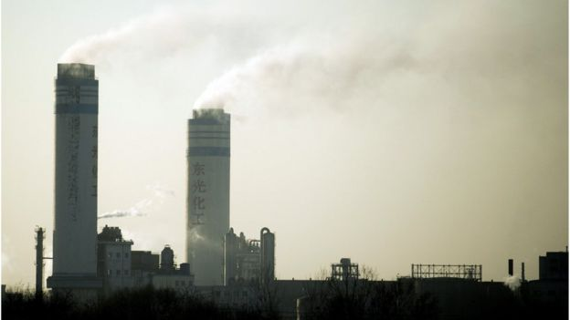 Plantas eléctricas de carbón