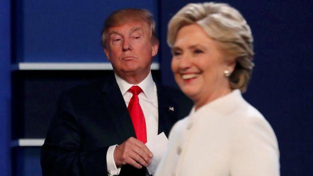 ट्रंप ने चुनावी नतीजे मानने की कोई गारंटी नहीं दी
