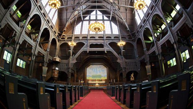 Igreja de Kiruna