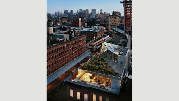 Sede del Diane von Furstenberg Studio, Nueva York