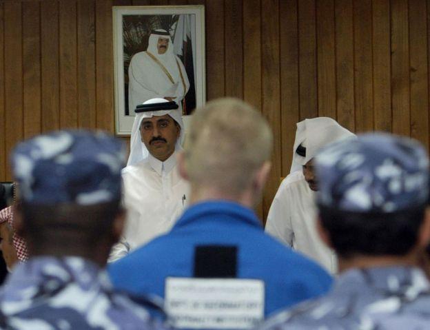 2004'te Katar'da yargılanan iki Rus ajanından biri.