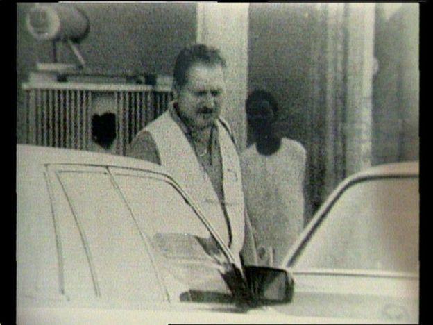 Carlos fue arrestado en 1995 en Sudán.