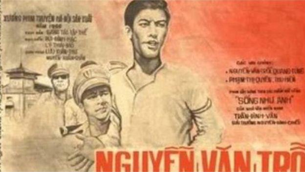 Phim 'Nguyễn Văn Trỗi' năm 1966