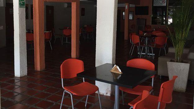 En este restaurante se pudieron 500 kilos de carne, una fortuna en Venezuela, por los cortes de luz.
