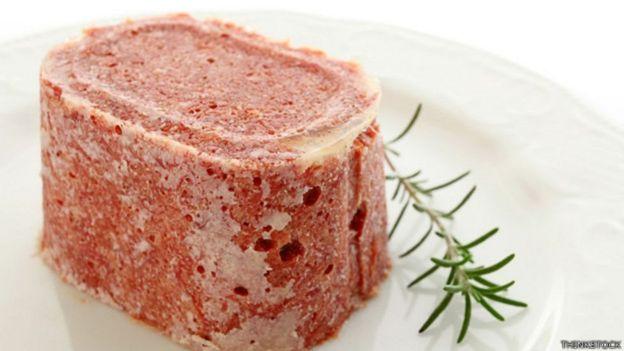 Carne enlatada