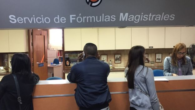 El servicio de fórmulas magistrales de la Facultad de Farmacia de la UCV