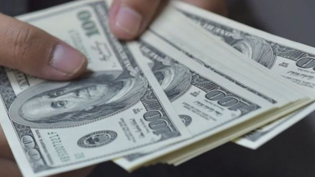 Amerikan doları banknotları