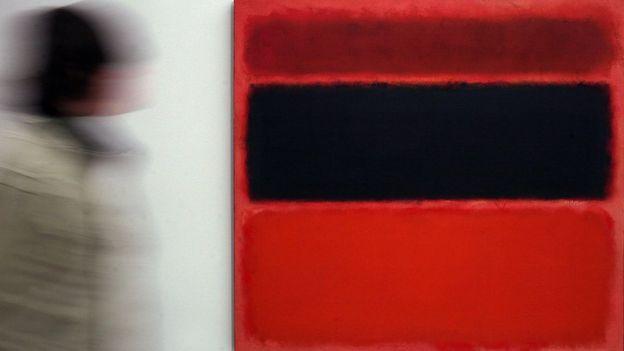 Mark Rothko sergisi