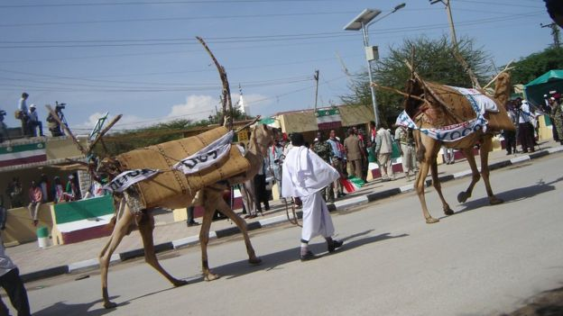 Somaliland independence celebrations