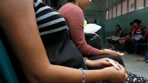 En El Salvador uno de los principales motivos de la mortalidad materna es el aborto.
