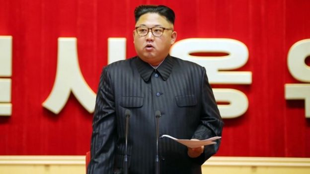 Kim Jong-un