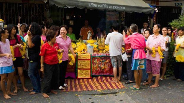 为什麽泰国人不喜欢说「不」