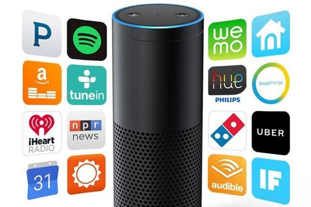 Amazon Echo apps