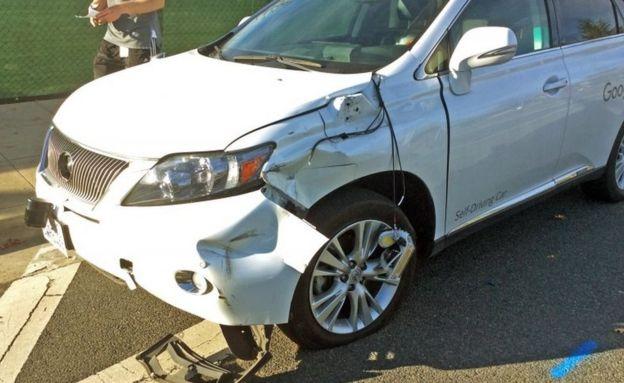 Google car crash 'not a surprise' - US transport secretary ilicomm Technology Solutions