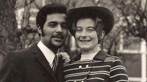 Carol y Chedly Mahfoudh