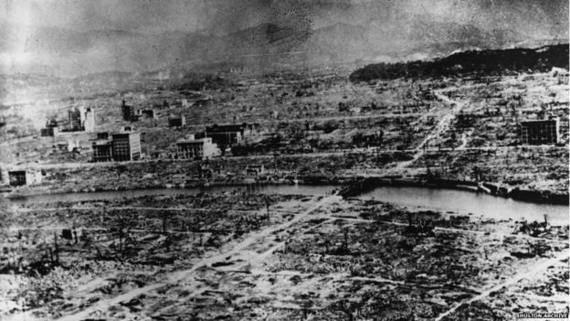 hiroshima and nagasaki the atomic bomb controversy Then we came to the bombings of hiroshima and nagasaki  and the debates  within american political, military, and scientific circles as to whether atomic  bombs  robert: well, there was a lot of debate about predicted invasion  casualties.